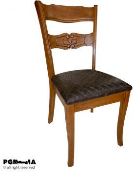 صندلی غذاخوری هلن چرم