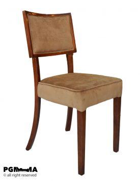 صندلی قاب دار پارچه