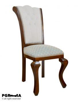 خرید صندلی غذاخوری ناز تاج دار
