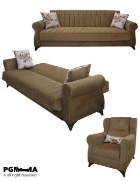 کاناپه تخت شو ماکسی-100200135-4-هشت-نفره-پی-جی-ما-بازار-مبل-امام-علی