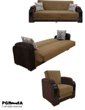 خريد کاناپه تخت شو ونیز