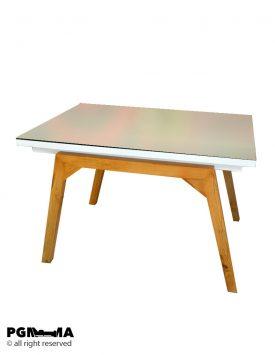 میز غذاخوری زاویه میز-غذاخوری-زاویه100900523-پی-جی-ما-بازار-مبل-امام-علی