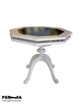خرید میز غذاخوری شش ضلعی CNC