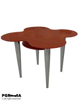 خرید میز غذاخوری كد 6088A طرحدار