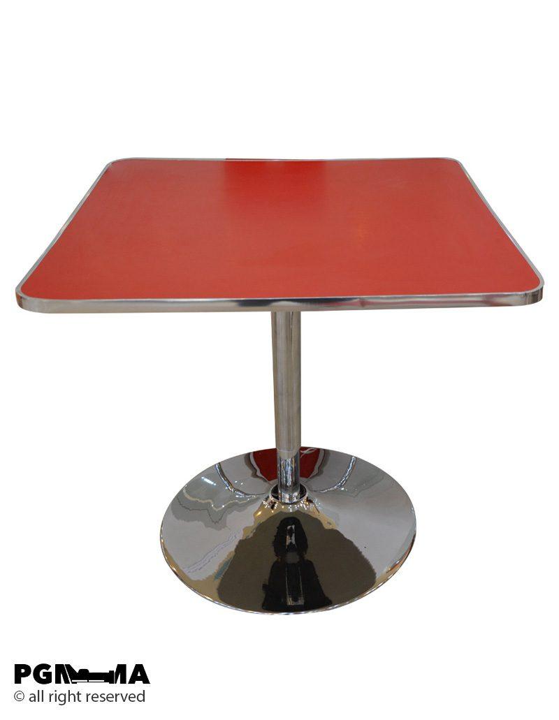 میز غذاخوری كد R100A علاوه بر زیبایی از استقامت فوق العاده ای برخوردار می باشد. که با پیشرفته ترین دستگاه ها در شرکت پی جی ما (pgma) تولید شده است