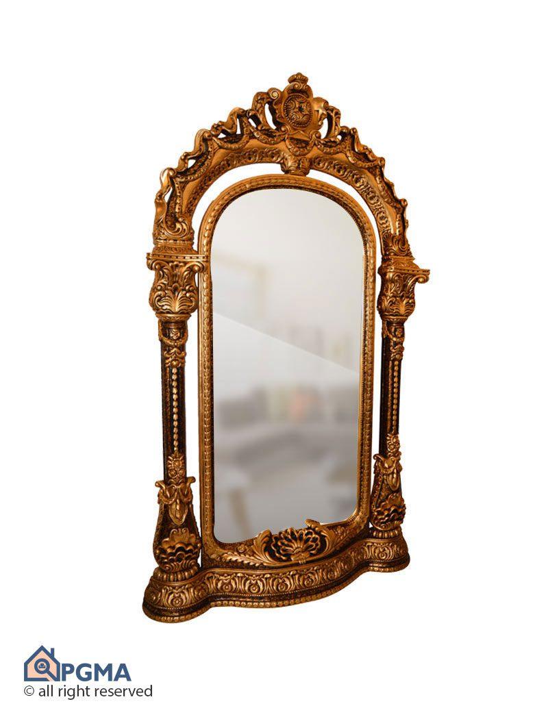 آینه چوبي ورق طلا-102100071شاخص-پی-جی-ما-بازار-مبل-امام-علی-1