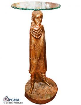 تزئینی زن آفريقايي