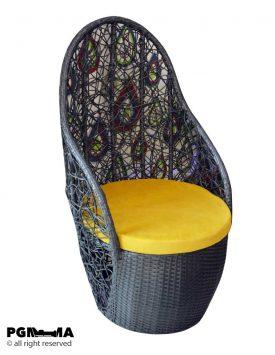 صندلی باغی کد 147