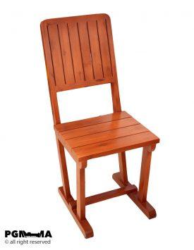 صندلی باغی نرده ای