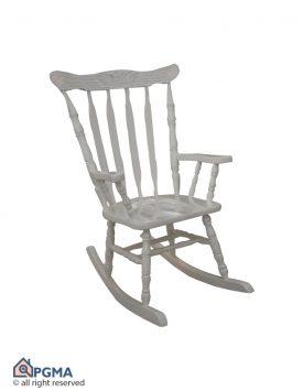 صندلی راك عقابي ماهگوني 102000001 پی جی ما