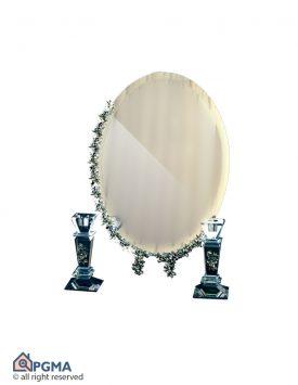 آینه شمعدان کد 13145-PHP13145-پی-جی-ما-بازار-مبل-امام-علی