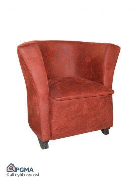 صندلی مبله گرد 1024001881 پی جی ما بازار مبل امام علی