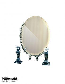 آینه-شمعدان-کد-PHP13145-پی-جی-ما-بازار-مبل-امام-علی