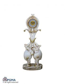 ساعت فیل استخوانی