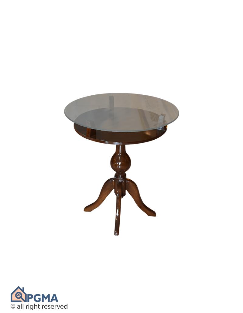میز غذاخوری پایه گلدانی
