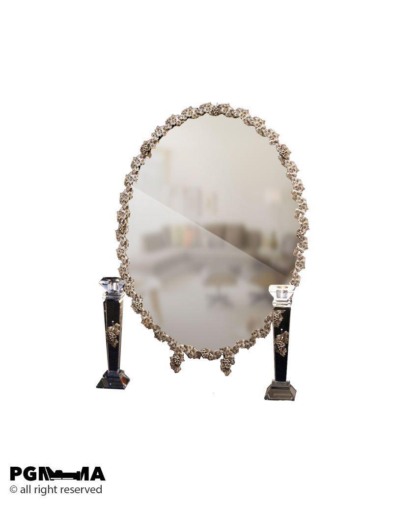 آینه شمعدان کد 13146 آینه-شمعدان-کد-PHP13146-پی-جی-ما-بازار-مبل-امام-علی-1
