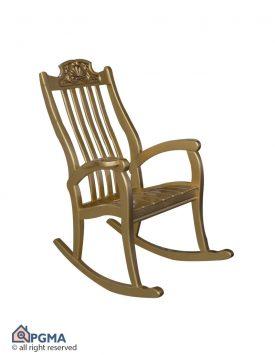 صندلی راک منبتی طلایی 102000031 پی جی ما