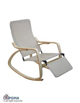 صندلی راک A-1 حصیری بزرگ 102000014 پی جی ما