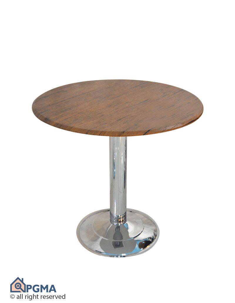 میز رستورانی مدل D85 1009008111179900 (پی جی ما)