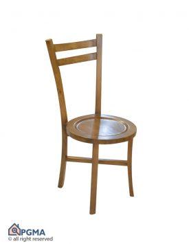 صندلی دو تیرک چوبی 1023001414 کارخانه (2)